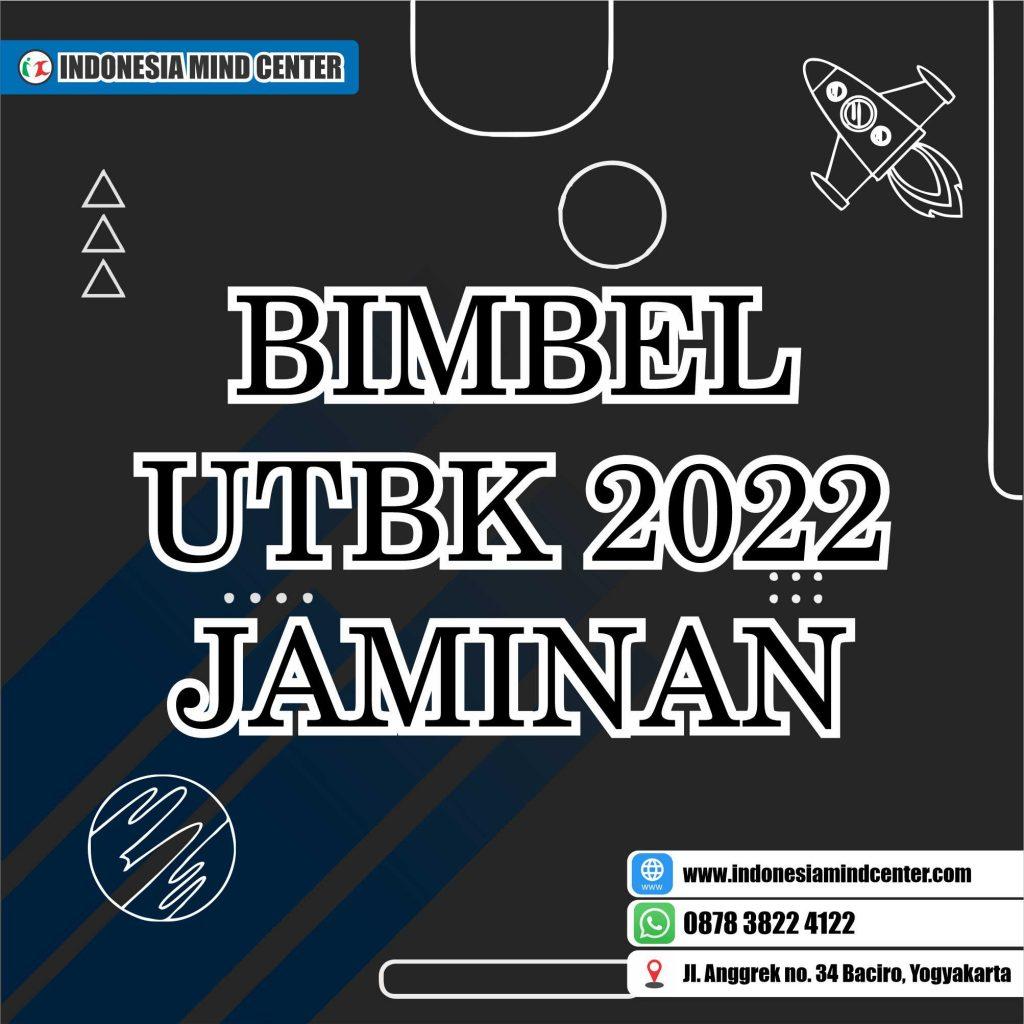 BIMBEL UTBK 2022